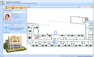 geriatricarea Localización en interiores Ibernex