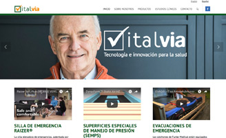 geriatricarea Vitalvia web