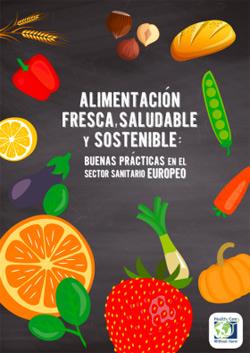 geriatricarea alimentación sector sanitario europeo