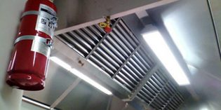 Nueva Norma Une 23510 de Sistemas de Extinción de Incendios para cocinas de residencias