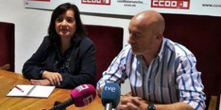 10.000 trabajadores de residencias privadas de Castilla-La Mancha no cobran lo que deberían, denuncia CCOO