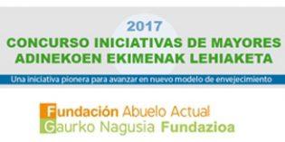La segunda edición del Concurso de Iniciativas de Mayores afronta su recta final