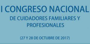 Burgos acoge el I Congreso Nacional de Cuidadores Familiares y Profesionales