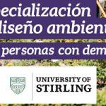 DementiaDesignTraining:Curso de Especialización de Diseño Ambiental para Personas con Demencia