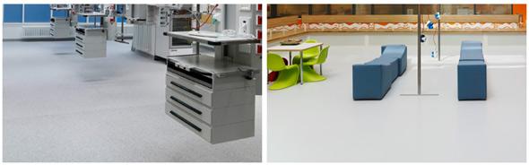 geriatricarea DLW Flooring linóleo