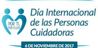 El 6 de noviembre se celebra el Día Internacional de las Personas Cuidadoras