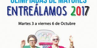EntreÁlamos celebra sus Olimpiadas de Mayores