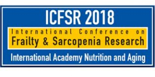 Miami acogerá ICFSR 2018 – International Conference on Frailty & Sarcopenia Research