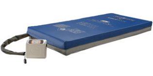 Winncare presenta el colchón de aire Axtair Automorpho Plus para el tratamiento y prevención de úlceras de presión