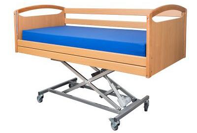 geriatricarea camas eléctricas articuladas lacamageriatrica