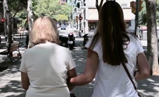 geriatricarea cuidadores de pacientes con Alzheimer