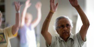Practicar ejercicio físico adaptado es fundamental para el bienestar de las personas mayores