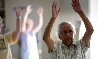 La fisioterapia y el ejercicio físico son clave para prevenir y tratar los efectos del envejecimiento