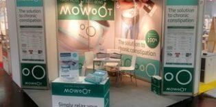 Mowoot, el dispositivo no invasivo para el tratamiento del estreñimiento crónico, comienza su andadura internacional