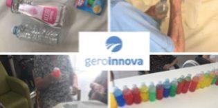 Geroinnova imparte talleres para mejorar la autonomía cognitiva y física a través del juego