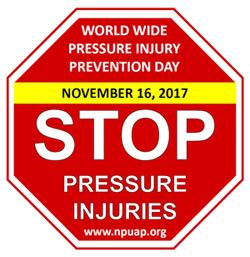 Geriatricarea Dia Mundial por la Prevencion Ulceras por Presion
