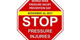 Hoy se celebra el Día Mundial por la Prevención de las Úlceras por Presión