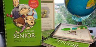 Agenda Senior 2018, una útil herramienta para favorecer el envejecimiento activo y saludable