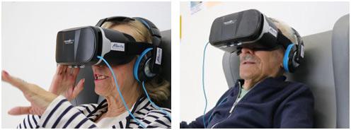 geriatricarea Albertia Realidad Virtual