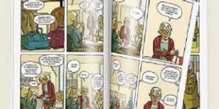 """""""¡Que la incontinencia te deje vivir tranquilo!"""", un cómic para normalizar esta patología"""