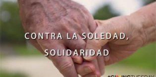 Fundación Miranda busca en el #GivingTuesday voluntarios para paliar la soledad de las personas