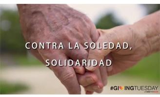 geriatricarea CiberMonday Fundación Miranda soledad Solidaridad