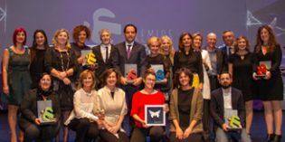 Los Premios Compromiso 2017 distinguen a personas e inicitivas contra la violencia de género