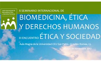 geriatricarea Encuentro de Etica y Sociedad