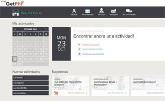 geriatricarea GetPhy una plataforma web envejecimiento activo