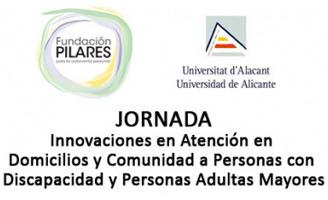 geriatricarea jornadaInnovaciones en Atencion en Domicilios y Comunidad a Personas con Discapacidad y Personas Adultas Mayores