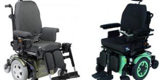 Invacare presenta las sillas TDX SP2 y TDX SP2 NB