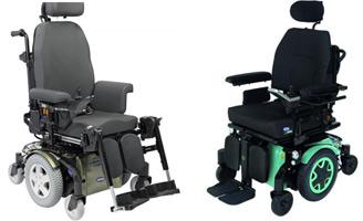 geriatricarea Invacare sillas electrónicas TDX SP2