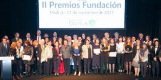Fundación DomusVi entrega sus premios a iniciativas que mejoran la calidad de vida de los mayores