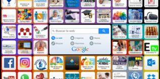 Escritorio Enfermera recopila las webs de interés para enfermería en un escritorio virtual