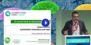 "Vídeo: ""A current look at dementias in Spain"", por Pablo Martínez-Lage"