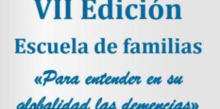 En marcha la VII Edición de Escuela de Familias para cuidadores de personas con Alzheimer
