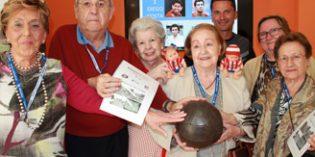El fútbol, una interesante herramienta para fomentar el envejecimiento activo