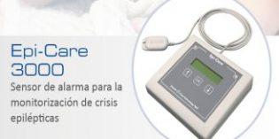 EPI CARE 3000, un eficaz sensor de cama para detectar crisis nocturnas de epilepsia