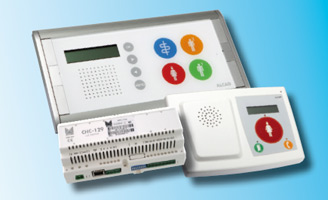 geriatricarea ALCAD Electronics comunicación IPAccuro