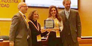 Un proyecto para crear entornos amigables con las personas dependientes logra el Premio Nacional de Clústeres 2017