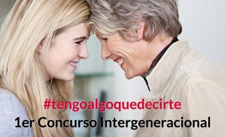 geriatricarea Concurso de Comunicación Intergeneracional