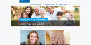 EULEN Servicios Sociosanitarios estrena página web