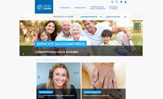 geriatricarea EULEN Servicios Sociosanitarios