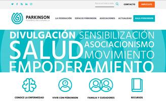 geriatricarea FEP Federación Española de Parkinson