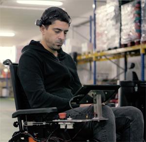 geriatricarea Handytronic silla de ruedas