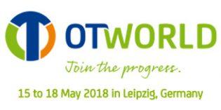 OTWorld 2018 se celebrará del 15al 18 de mayo