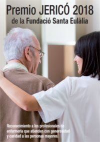 geriatricarea Premio Jericó Fundació Santa Eulàlia