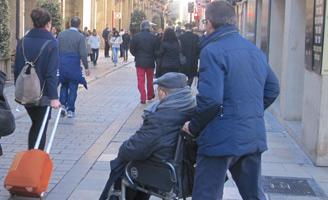 geriatricarea accesibilidad desapercibida Rovira Beleta