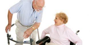 Las ayudas técnicas favorecen la participación de las personas mayores en la vidasocial y comunitaria