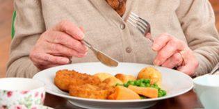 Un estudio de la Universidad de Granada cuestiona la calidad nutricional de los menús de las residencias